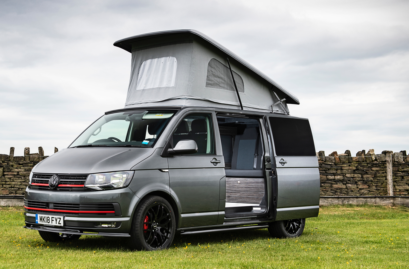caravan vs campervan