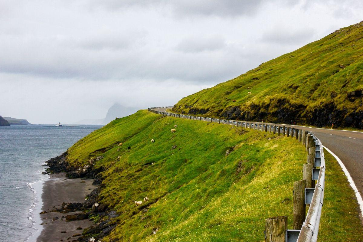 Atlantic Highway scenic UK Road trips