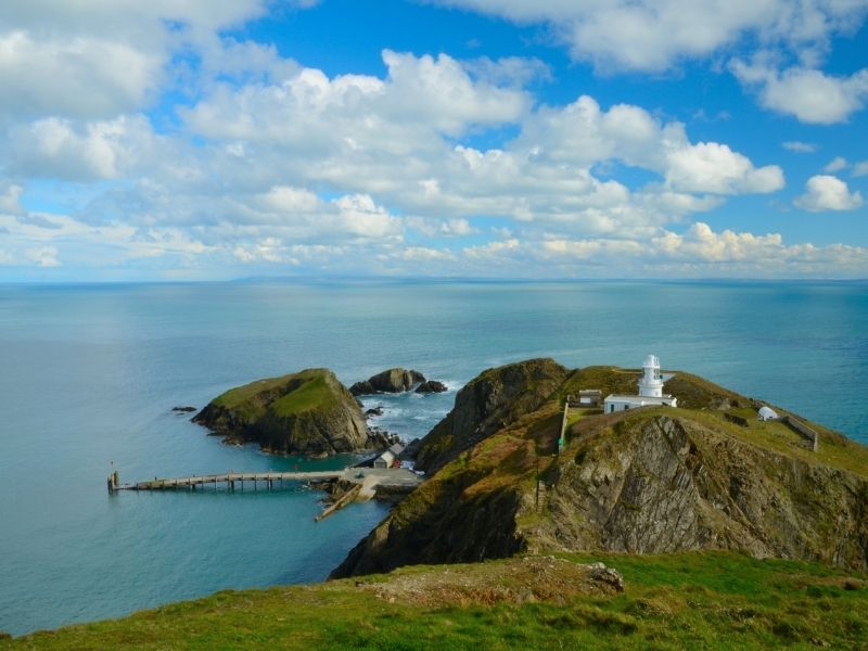 Lundy Island - Camperversions