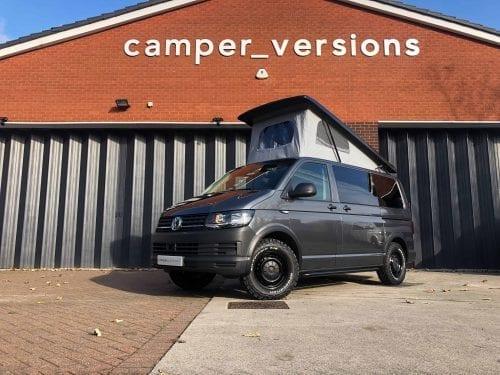 2019 VW T6 Pioneer Swamper