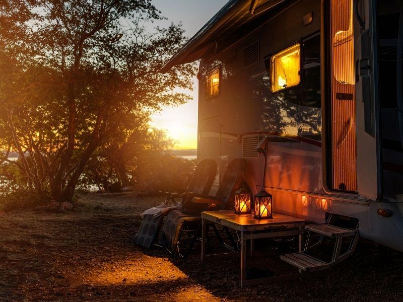 campervan equipment